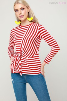 Urban Bliss Deena Front Stripe Tee