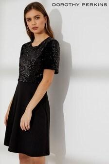 שמלת סקייטר של Dorothy Perkins