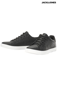 Jack & Jones Classic Faux Leather Trainers