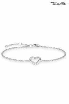 Thomas Sabo Heart Silver Bracelet