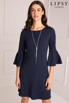 Lipsy Necklace Shift Dress