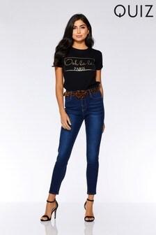 Quiz Skinny Jeans