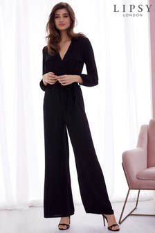 Lipsy Utility Jumpsuit