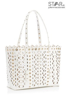 Star By Julien Macdonald Laser Cut Shopper Bag