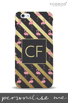 Personalised Flamingo Phone Case By YooDoo