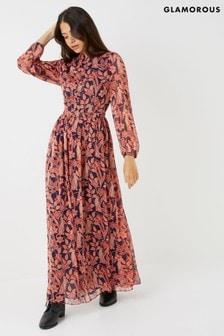318af1f74e Glamorous Floral Maxi Dress