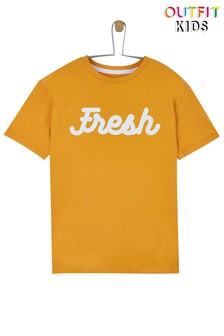 Outfit Kids Kurzärmeliges T-Shirt mit Fresh-Design