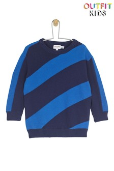 Outfit Kids Stripe Knit Jumper