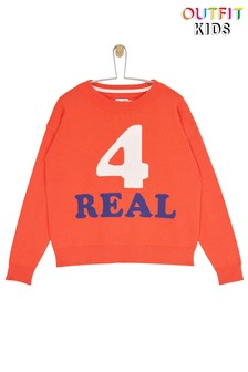Outfit Kids 4 Real Sweat Top
