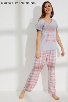 Dorothy Perkins Weekend Pyjama Set