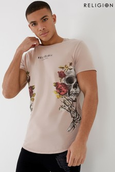 From The Buy Religion Men's Tshirts Tops Next fgY7yb6