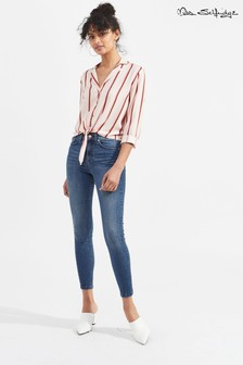 Miss Selfridge High Rise Skinny Jeans