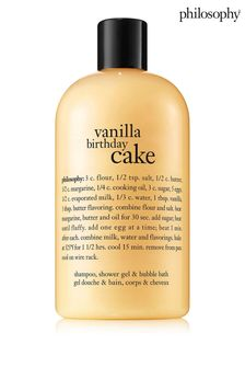 Philosophy Vanilla Birthday Cake Shower Gel