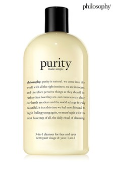 Philosophy Purity Made Simple 3in1 Cleanser 480ml