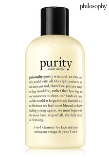 Philosophy Purity Made Simple 3-in-1 Cleanser 240 ml