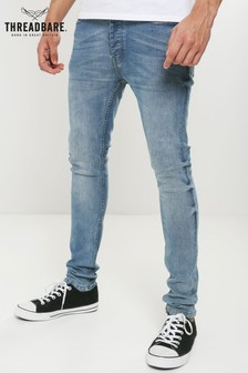 Threadbare Skinny Fit Jeans