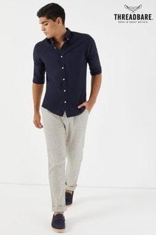 Threadbare Linen Cotton Trouser