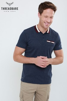 Threadbare Polo T-Shirt
