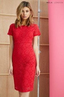 Mela London Lace Bodycon Dress