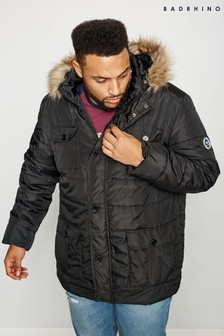 4be5a897196b4 Bad Rhino Basic Parka Jacket