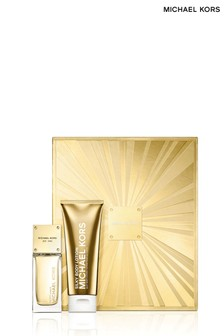 Michael Kors Sexy Amber EDP 50ml & Silky Body Lotion 100ml Gift Set