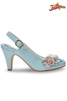 Joe Browns Field of Flowers Shoes