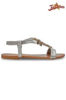 Joe Browns Shimmer Dragonfly Sandals