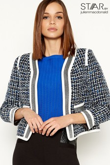 Star By Julien Macdonald Boucle Jacket