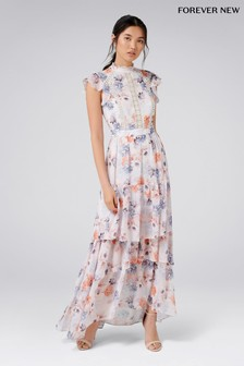 08ae15efc82 Forever New Floral Tiered Maxi Dress
