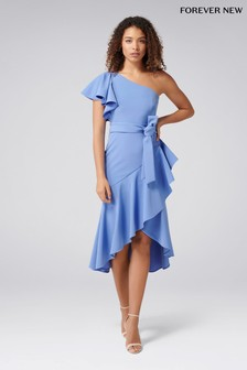 Forever New Assymetric Dress