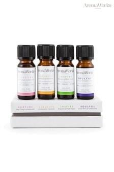 AromaWorks Box of Essential Oils 4x10ml