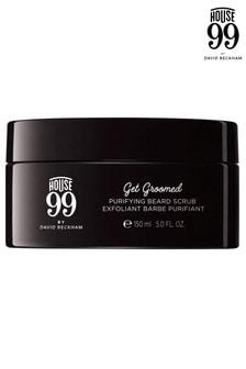 House 99 Get Groomed Purifying Beard Scrub