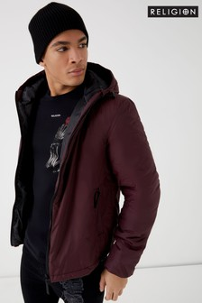 Religion Padded Jacket