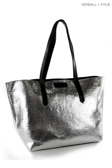Kendall & Kylie Logo Reversible Tote Bag