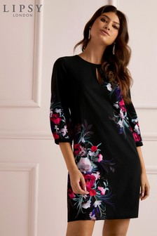 Lipsy Petite Carrie Shift Dress