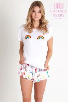 Chelsea Peers Rainbow PJ Set