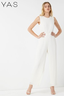 Y.A.S Pleated Jumpsuit