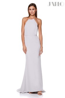 Jarlo Open Back Gown