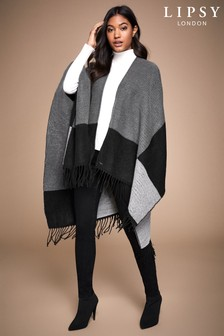 Lipsy Colour Block Cape