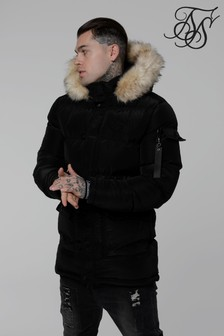Sik Silk Padded Jacket