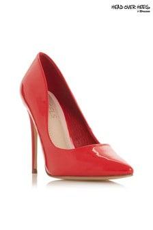 נעלי עקב גבוה בגזרת שפיץ של Head Over Heels