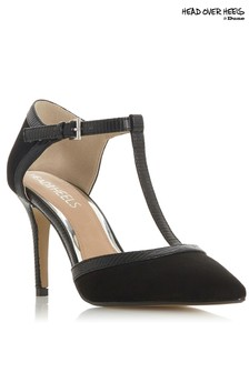 Head Over Heels 2-teilige, offene Pumps