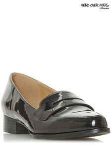 Head Over Heels Block Heel Loafer