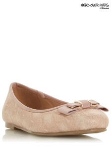 Head Over Heels Ballerina mit Schleife