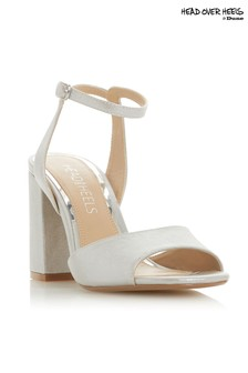 Head Over Heels Block Heel Sandals
