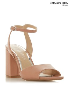 Head Over Heels Block Heel Sandal