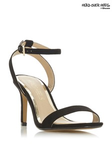 Head Over Heels Minimal Ankle Strap Sandal