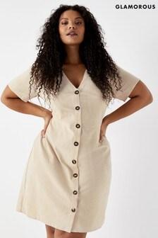 Sukienka mini Glamorous Curve