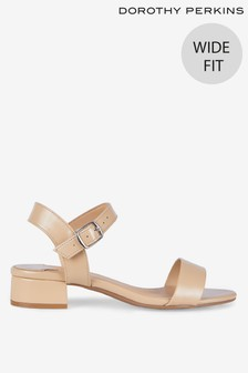 Dorothy Perkins Wide Fit Sandals