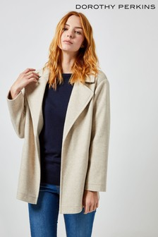 Dorothy Perkins Lightweight Throw-On Coat